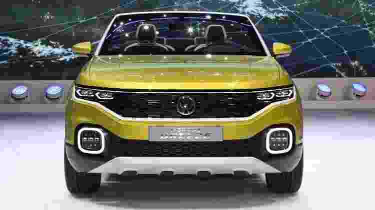 Volkswagen T-Cross Breeze Concept - Newspress - Newspress