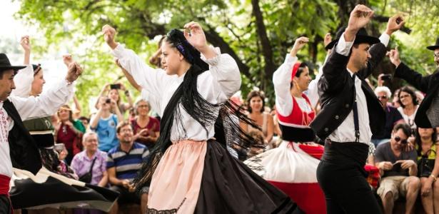 Festa portuguesa terá atrações musicais de gêneros típicos como o fado e o coladera - Divulgação