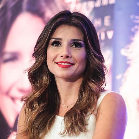 A cantora Paula Fernandes - Cíntia Carvalho/Folhapress