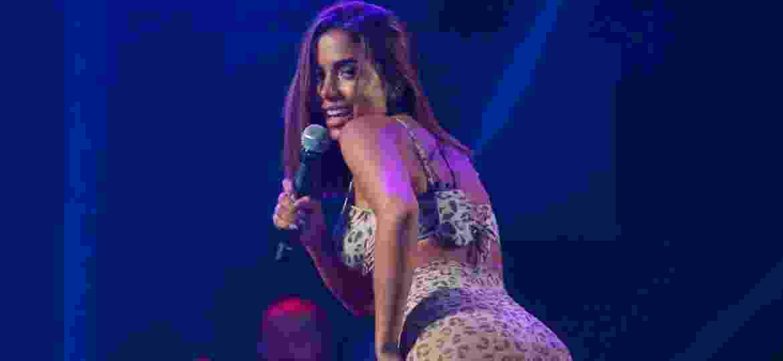"Anitta responde tuíte de ""Please, come to Brazil"" e cria meme: ""I""m nele"" - Manuela Scarpa e Marcos Ribas/Brazil News"