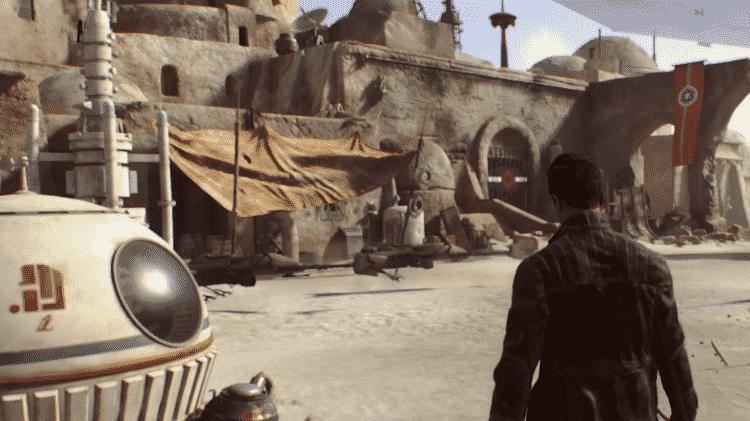 Star Wars Visceral - Reprodução - Reprodução