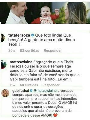 8577801e67711 Cunhada de Michel Teló detona Thais Fersoza e diz que irmãos não se ...