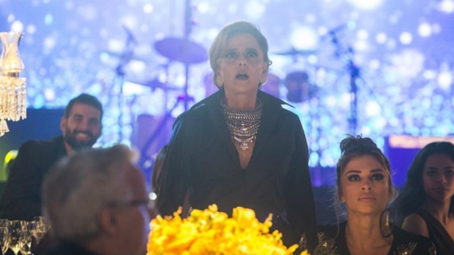 """Sophia fica de boca aberta ao rever Clara em """"O Outro Lado do Paraíso"""" - Raquel Cunha/Globo"""