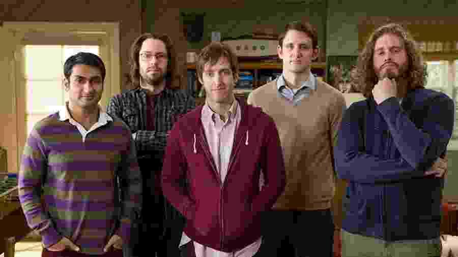 Imagem de Silicon Valley, da HBO - Divulgação