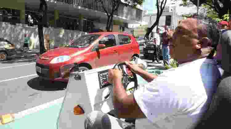 """Detran: """"Falta educação no trânsito e redes sociais podem ajudar motorista"""" - Fredrico Haikal/Hoje em Dia/Folhapress - Fredrico Haikal/Hoje em Dia/Folhapress"""