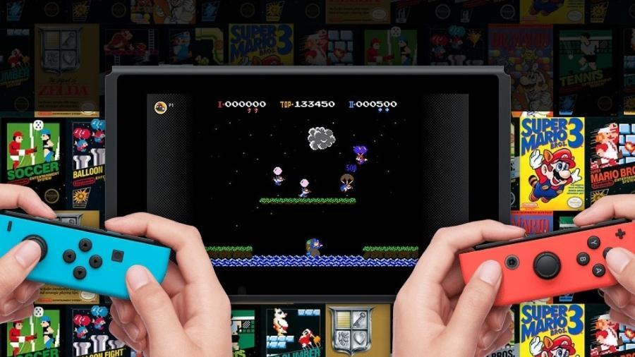 Nintendo Switch Online - Divulgação