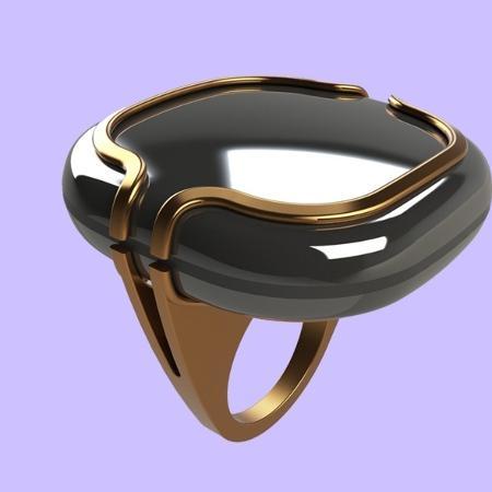 Peça tem formato de anel ou colar  - Divulgação/Malalai