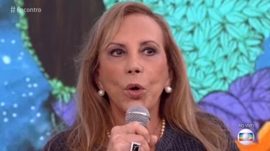 Arlete Salles - Reprodução/Globo