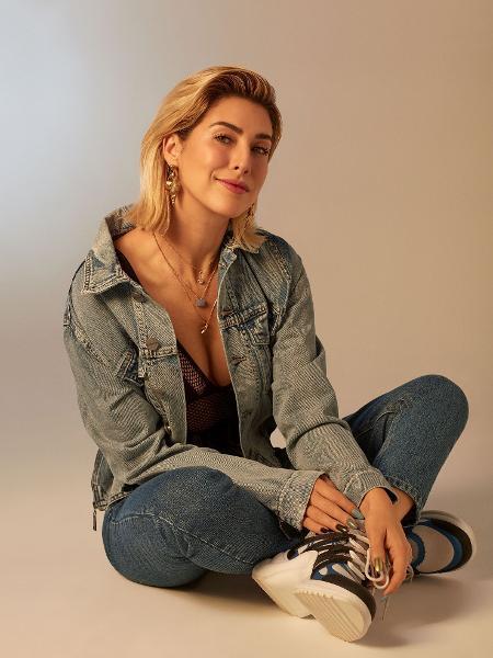 Fernanda Paes Leme - Divulgação/Revista Glamour