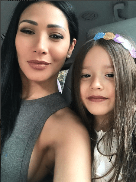 Simaria e a filha, Giovanna - Reprodução/Instagram