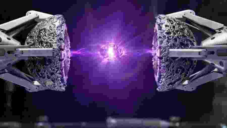 Uma das Joias do Infinito da Marvel, que teriam poderes extraordinários - Divulgação/Marvel