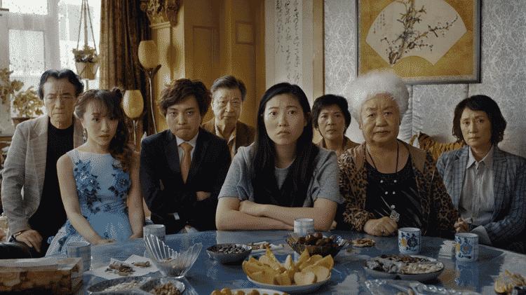 """Awkwafina em cena de """"The Farewell"""" - Reprodução/Sundance - Reprodução/Sundance"""