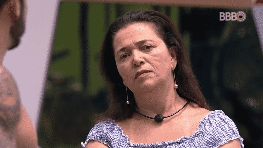 Tereza conversa com Gustavo sobre votação - Reprodução/GloboPlay