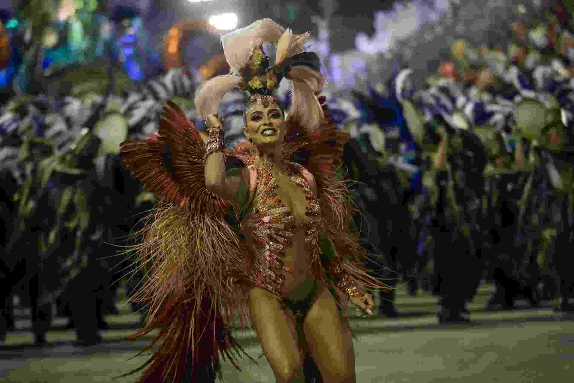 Desfile da Grande Rio - Bruna Prado/UOL
