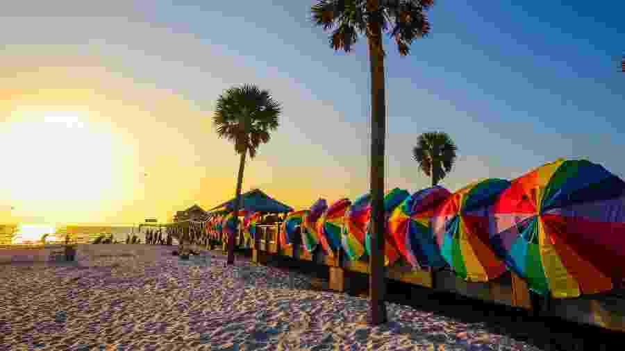 Clearwater Beach - sreenath_k/Getty Images/iStockphoto