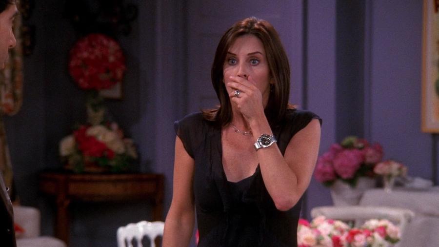 Courteney Cox revelou mágoa por ser esnobada pelo Emmy - Reprodução