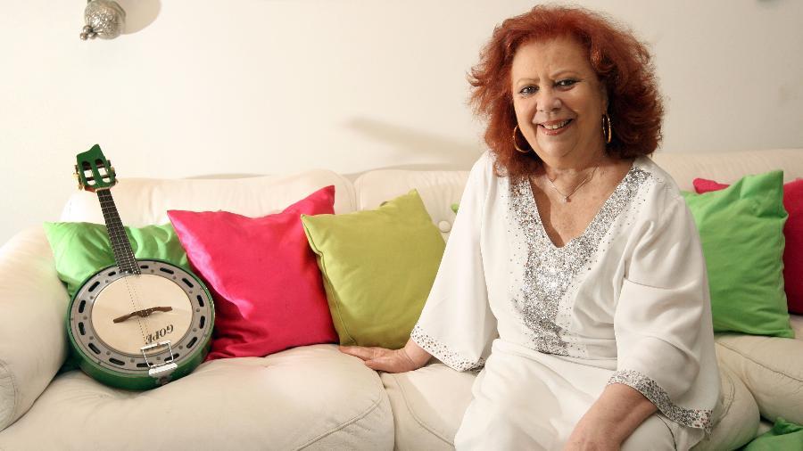Beth Carvalho morreu na terça-feira (30) - Marcos Arcoverde/Estadão Conteúdo