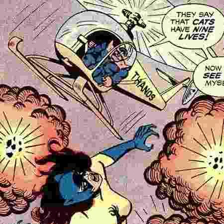 """Thanos e o """"ThanosCóptero"""" - Reprodução"""