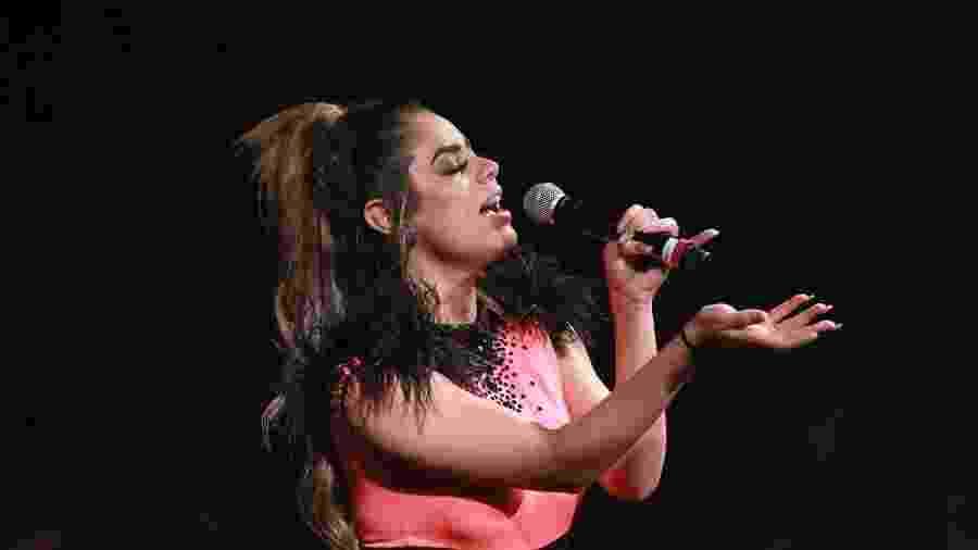 Cantora Lexa fará hoje uma live musical em seu canal no YouTube - Iwi Onodera e Manuela Scarpa/Brazil News