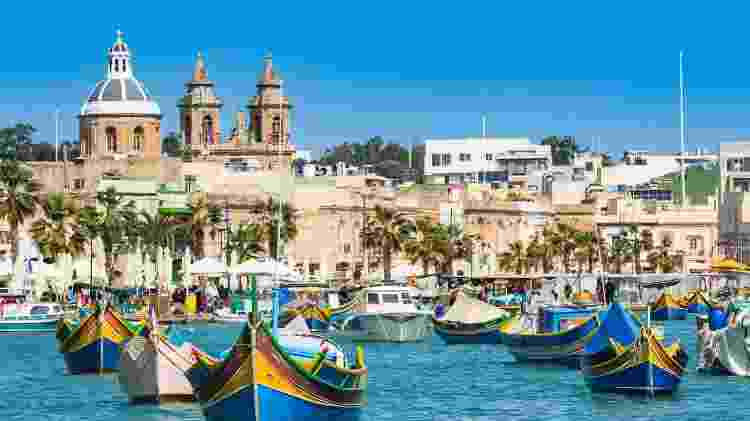 Ilha de Malta - Getty Images/iStockphoto