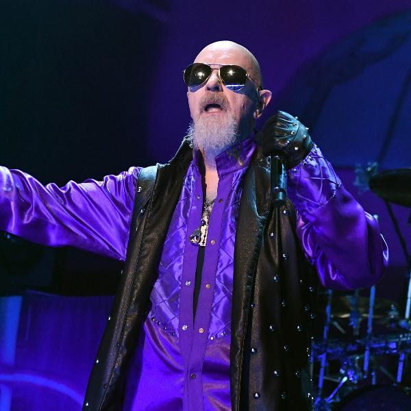 Rob Halford, vocalista do Judas Priest, lançará sua autobiografia neste mês