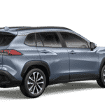 Toyota Corolla Cross 2021 - Divulgação/Toyota