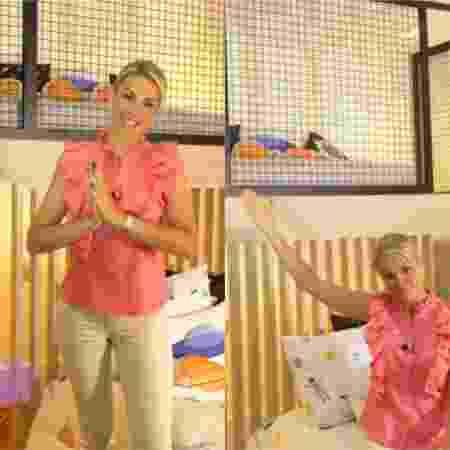Ana Hickmann exibe novo quarto do filho, Alexandre - Reprodução / YouTube