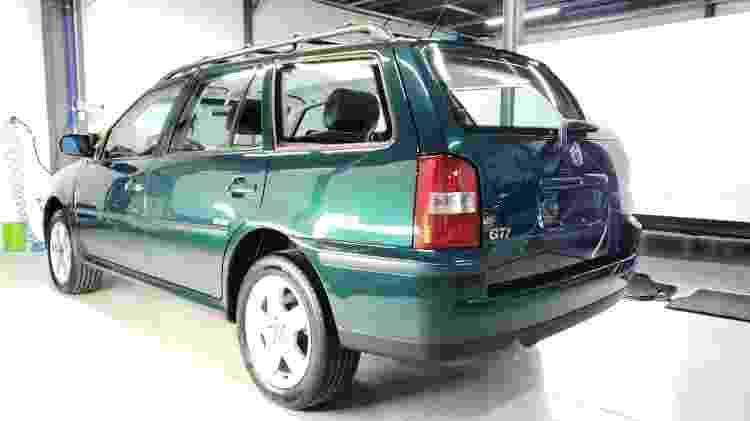 Volkswagen Parati GTI By Deni - Arquivo pessoal - Arquivo pessoal