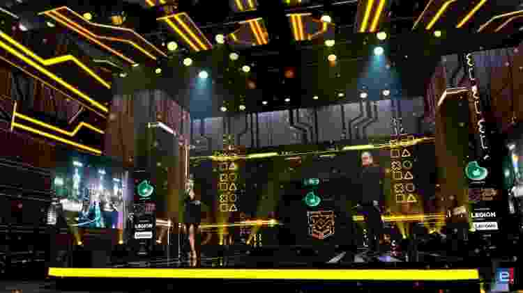 Prêmio eSports Brasil 2020  - Reprodução/SporTV - Reprodução/SporTV