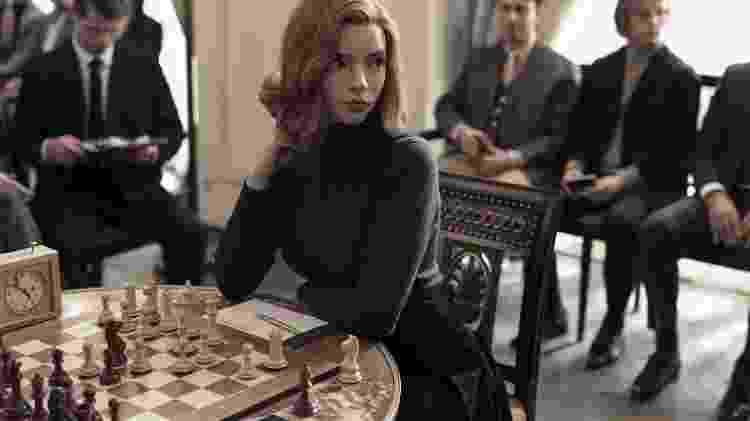 gambito da rainha - CHARLIE GRAY/NETFLIX - CHARLIE GRAY/NETFLIX