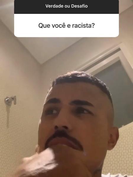 Mc Livinho rebate acusações de racismo - Reprodução/Instagram