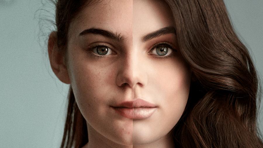 Meninas de 13 anos só se sentem bem com filtros, diz pesquisa - Divulgação/Dove