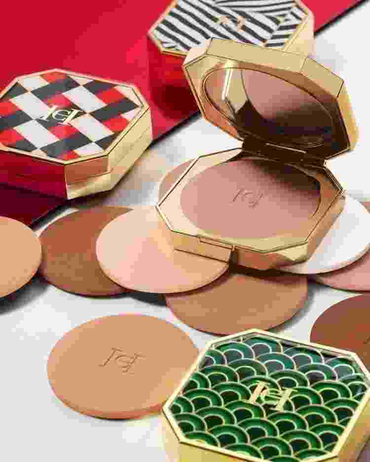 Herrera Beauty: embalagens customizáveis e detalhes impressionantes - Divulgação - Divulgação