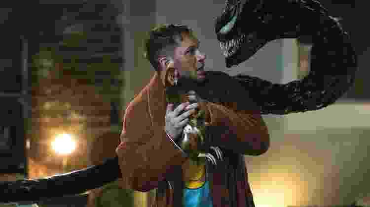 tom hardy - Divulgação/Sony Pictures - Divulgação/Sony Pictures