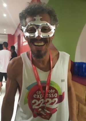 Osvaldo Mil curte o Carnaval de Salvador