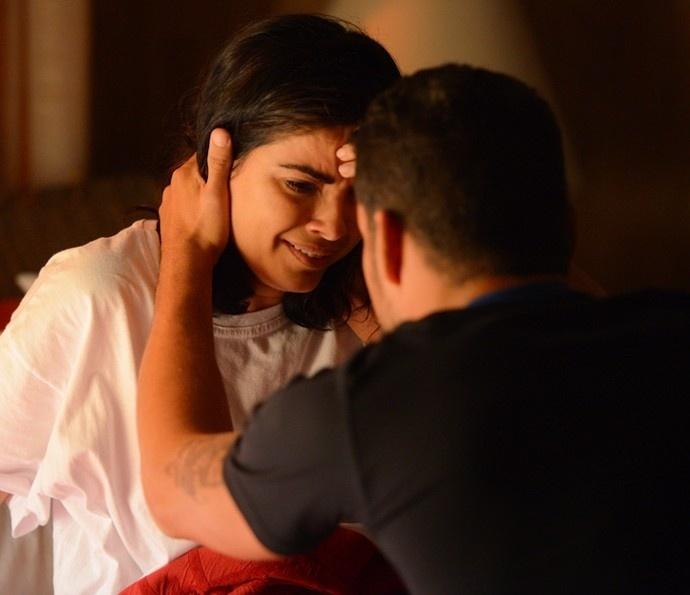 Abalada, Tóia confessa para Juliano ter matado Romero em incêndio