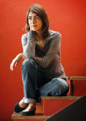 A autora e diretora Christiane Jatahy - Divulgação
