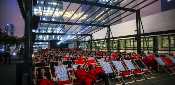 Circuito Cinema Sp : Sessões ao ar livre e sala drive in incrementam circuito