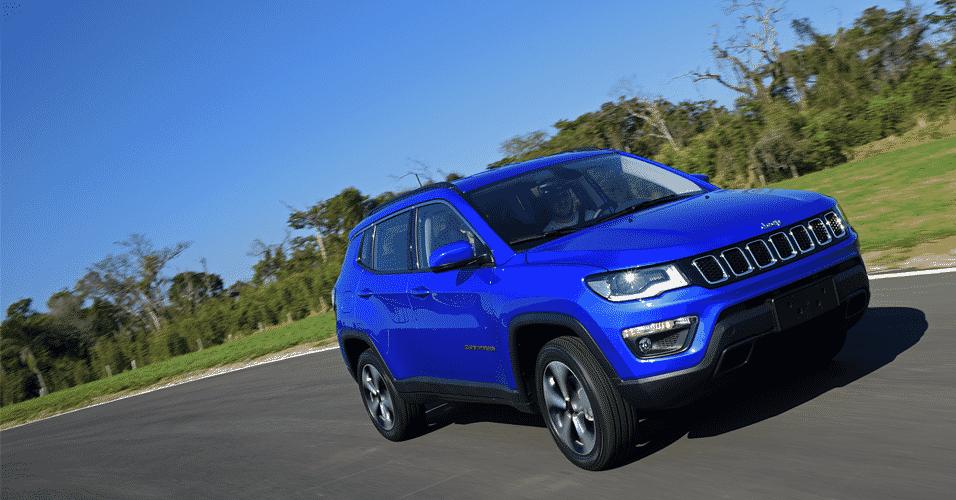 Jeep Compass Longitude 4x4 Diesel - Murilo Góes/UOL