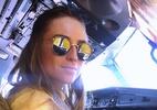Pilotas usam redes sociais para incentivarem mulheres a voarem - Reprodução/Instagram