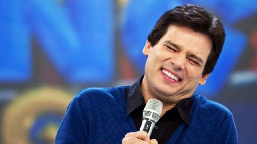 """Celso Portiolli apresenta o """"Domingo Legal"""" - Reprodução"""