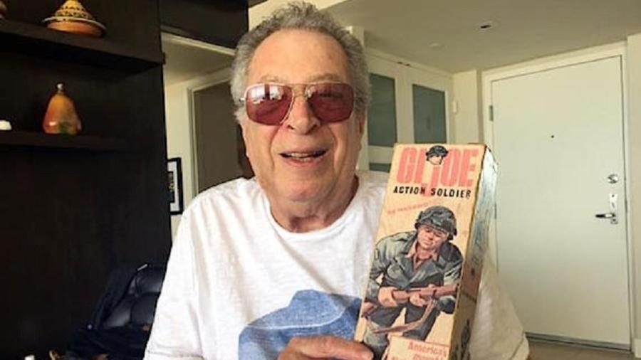 """Stanley Weston, criador do Comandos em Ação e do """"Thundercats"""" - Reprodução"""