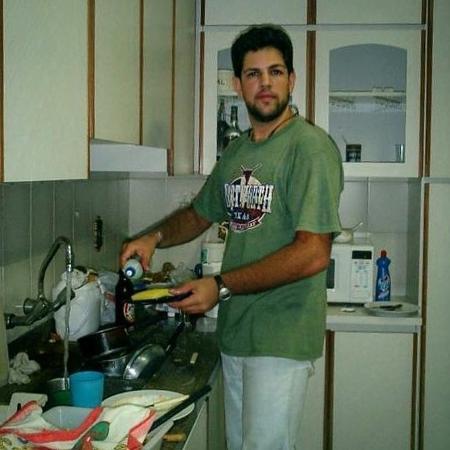 Sorocaba posta foto antiga, quando estava a faculdade em 2004 - Reprodução/Instagram