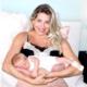 Karina Bacchi mostra antes e depois do nascimento de Enrico - Reprodução/Instagram