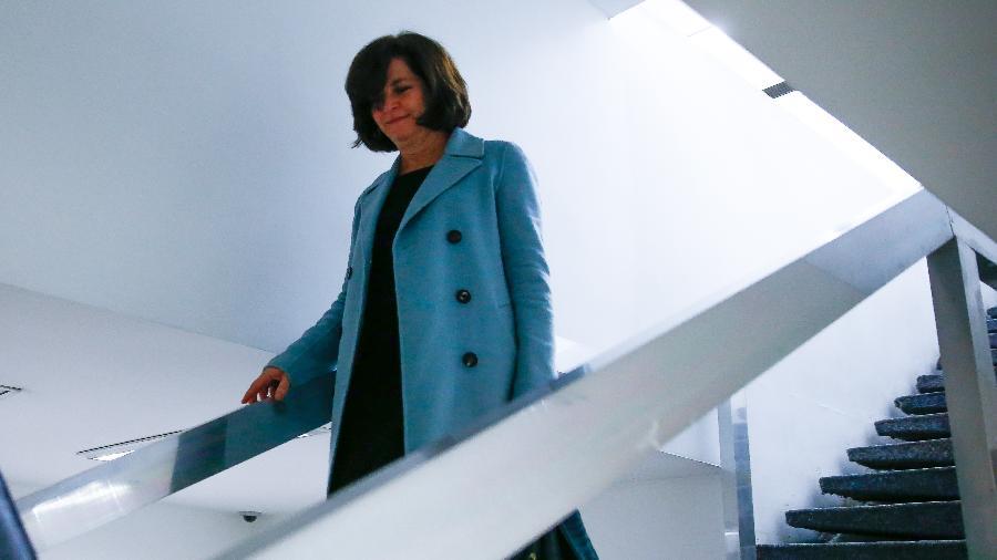 Raquel Dodge, ex-procuradora-geral da República - Pedro Ladeira/Folhapress