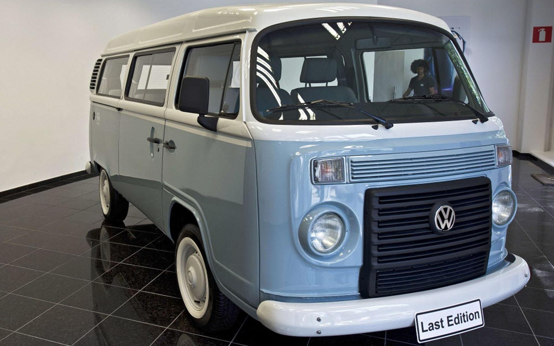 Volkswagen Kombi Last Edition E Classico Ou Mico