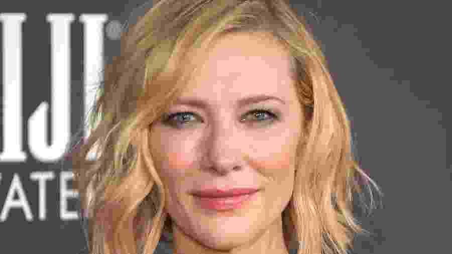 Cate Blanchett é a presidente do júri em Cannes na edição 2018 do festival - Getty Images