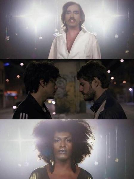 """Cenas do videoclipe de """"Flutua"""" - Reprodução"""