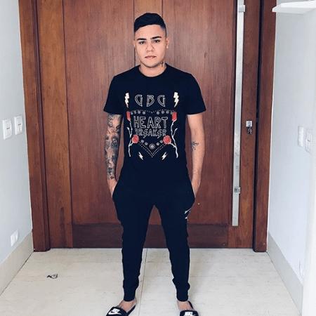 Felipe Araújo - Reprodução/Instagram/felipearaujo