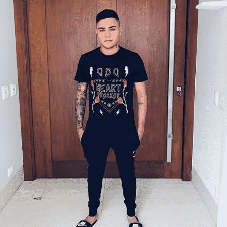 Reprodução/Instagram/felipearaujo